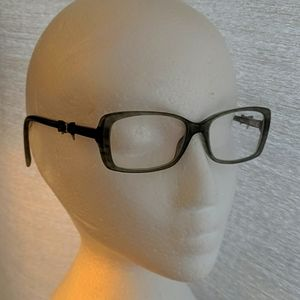 Beautiful CHANEL eyeglasses frames side bow